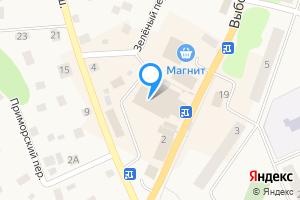 Снять однокомнатную квартиру в Приморске ое городское поселение, Приморск, Выборгское шоссе, 4