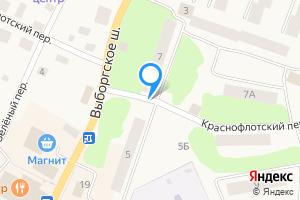 Снять однокомнатную квартиру в Приморске Краснофлотский пер