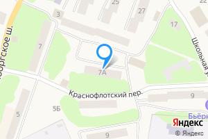 Сдается двухкомнатная квартира в Приморске ое городское поселение, Приморск, Выборгское шоссе, 7А