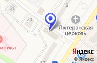 Схема проезда до компании МАГАЗИН ВИДЕОТЕХНИКА в Кириши