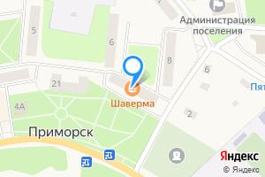 Двухкомнатная квартира в Приморске Лебедева 7