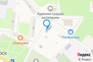 Двухкомнатная квартира в Приморске Улица школьная д 8