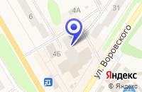 Схема проезда до компании ПРОМТОВАРНЫЙ МАГАЗИН ТЕХНИК в Кириши