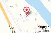 Схема проезда до компании Бюро комплексного проектирования в Подольске
