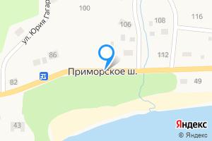 Сдается трехкомнатная квартира в Приморске Выборгский р-н, наб. Юрия Гагарина