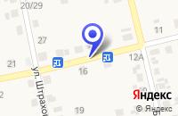 Схема проезда до компании МАГАЗИН МИР ОДЕЖДЫ в Опочке