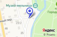 Схема проезда до компании МУП ГОСТИНИЦА КОММУНСЕРВИС в Опочке