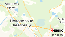 Отели города Гамзелёво на карте