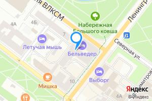 Снять комнату в пятикомнатной квартире в Выборге Ленинградский пр-кт д. 14