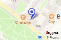 Схема проезда до компании ПИВНОЙ БАР CHAMPION в Выборге
