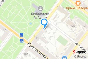 Однокомнатная квартира в Выборге пр-т Суворова, 15