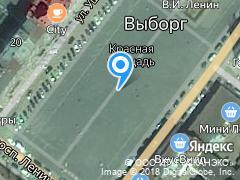Ленинградская область, город Выборг, Выборгский район, проспект Суворова