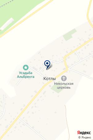 АНО ПЛЕМЕННОЙ ЗАВОД НОВАЯ ЖИЗНЬ на карте Киришей