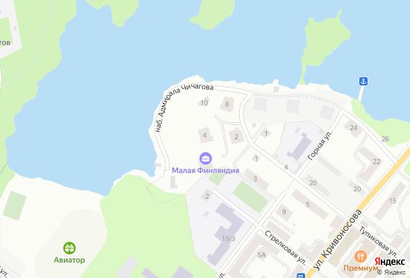 жилой комплекс Малая Финляндия