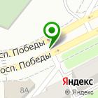 Местоположение компании КОМПЬЮТЕРНАЯ ФИРМА ИНТРА