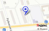 Схема проезда до компании ОХРАННАЯ ФИРМА ПРИОРИТЕТ в Приморске
