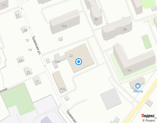 Жилищно-строительный кооператив «ТСЖ Наш Дом» на карте Выборга