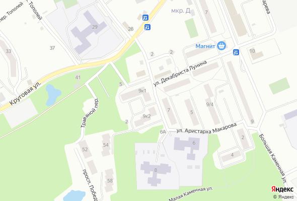 жилой комплекс в Выборге