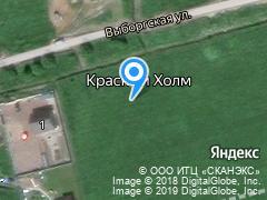 Ленинградская область, поселок Красный Холм, Выборгский район