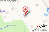 Схема проезда до компании Лекама в Светогорске