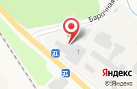 Схема проезда до компании Транс-Рубеж в Светогорске