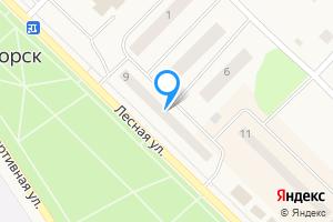 Снять двухкомнатную квартиру в Светогорске Выборгский район, Ленинградская область, Лесная улица, 9