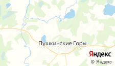 Отели города Луговка на карте