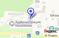Схема проезда до компании РЕДАКЦИЯ ГАЗЕТЫ ПУШКИНСКИЙ КРАЙ в Пушкинских Горах