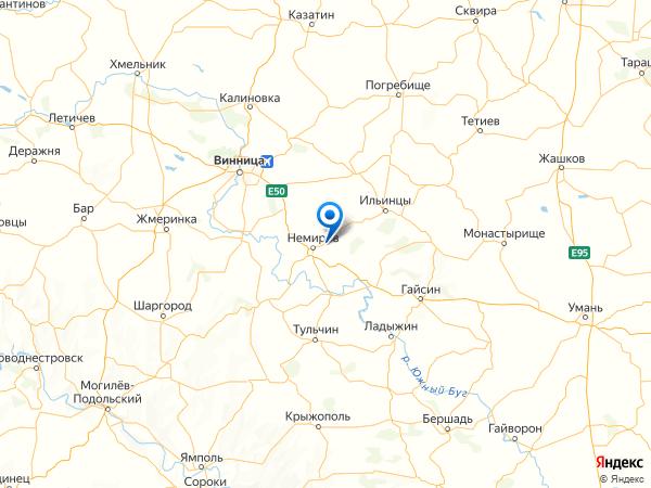 село Рачки на карте