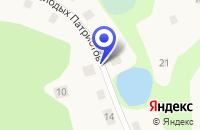 Схема проезда до компании ПТФ НЕВЕЛЬСКАЯ МЕЛЬНИЦА в Пушкинских Горах