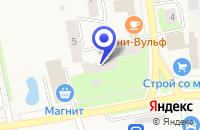 Схема проезда до компании ПУШКИНОГОРСКИЙ ПИЩЕВОЙ КОМБИНАТ в Пушкинских Горах