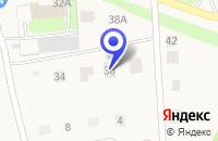 Схема проезда до компании ПУШКИНОГОРСКОЕ АТП в Пушкинских Горах