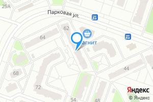 Снять двухкомнатную квартиру в Сосновом Бору Ленинградская область, Парковая улица, 60