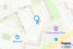 Сдается двухкомнатная квартира в Сосновом Бору Ленинградская область, Парковая улица, 18, подъезд 4