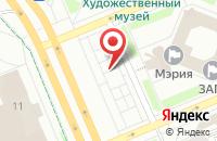 Схема проезда до компании САЛОН ШТОР ЛИТВИН ОЛЬГИ в Сосновом Боре