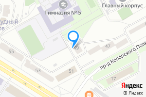 Однокомнатная квартира в Сосновом Бору Ленинградская область, Солнечная улица, 49, подъезд 1