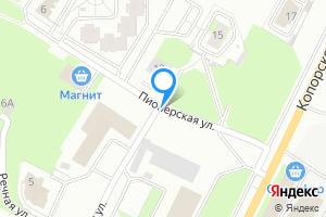 Снять однокомнатную квартиру в Сосновом Бору Пионерская улица, 4