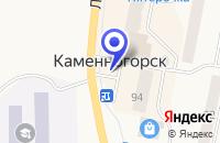 Схема проезда до компании СТАНЦИЯ СКОРОЙ МЕДИЦИНСКОЙ ПОМОЩИ в Выборге