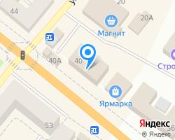 Схема местоположения почтового отделения 182300
