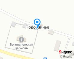 Схема местоположения почтового отделения 182660