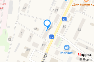 Сдается двухкомнатная квартира в Волосово Волосовское городское поселение, проспект Вингиссара, 119