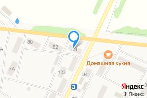 Двухкомнатная квартира в Волосово Волосовское городское поселение, улица Хрустицкого, 84