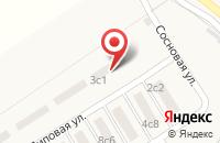 Схема проезда до компании Кивеннапа Юго-Запад в Каськово