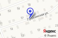 Схема проезда до компании ВОЛОСОВСКИЙ СЕЛЬСКИЙ ЛЕСХОЗ в Волосово