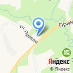 Элит Клининг Санкт-Петербург на карте Санкт-Петербурга