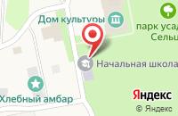 Схема проезда до компании Амбулатория в Каськово