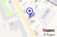 Схема проезда до компании МП ПОРХОВСКАЯ ТОГРАФИЯ в Порхове