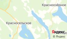 Отели города Правдино на карте