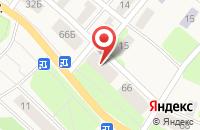 Схема проезда до компании Северо-Западный банк Сбербанка России в Большой Ижоре