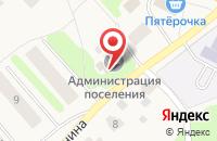 Схема проезда до компании Администрация Большеижорского городского поселения в Большой Ижоре